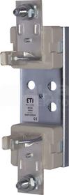 PK2 M10-M10 DC 1000V 1p Podstawa bezpiecznikowa