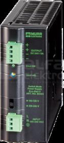 ECO-RAIL 90-132VAC/173-264VAC/24VDC 5A Zasilacz impulsowy 1-fazowy