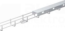 TXF35 INOX304L (35x35) (3mb) Korytko kablowe siatkowe
