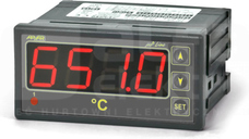 AR651/S1/P Regulator temp.