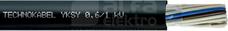 YKSY 7x1,0 żo /1kV czarny Kabel sygnalizacyjny