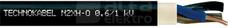 N2XH-J 5x4 /1kV RE czarny Kabel bezhalogenowy