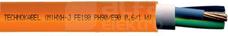 (N)HXH-J FE180/E90 3x2,5 /1kV RE pomarań Kabel bezhalogenowy ognioodporny silikon