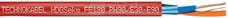 HDGs 3x1,5 żo /500V czerwony Przewód bezhalogenowy ognioodporny