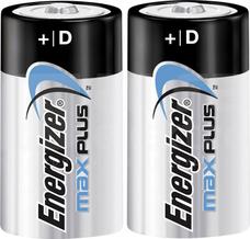 MAX PLUS D LR20 (2szt) Bateria