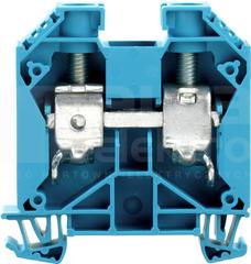 WDU 35 BL niebieski Złączka śrubowa