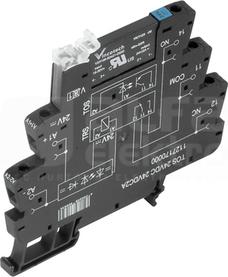 TOS 24VDC/48VDC 0,1A Przekaźnik półprzewodnikowy