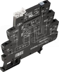 TOS 230VUC 24VDC2A Przekaźnik półprzewodnikowy