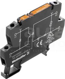 TOS 24VDC/48VDC 0,5A Przekaźnik półprzewodnikowy