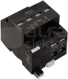 VPU I 2+0 PV 1000VDC Ogranicznik przepięć