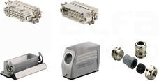 HDC-KIT-HA 16.120 Złącze przemysłowe kompletne