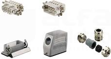 HDC-KIT-HA 10.110 Złącze przemysłowe kompletne