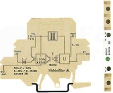 DK U-F DK5 0-10V Przetwornik analogowy