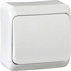 PRIMA biały Łącznik 1-biegunowy