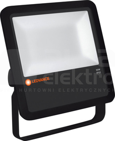 FLOODLIGHT 90W/4000K 10000lm 100D IP65 czarny Naświetlacz LED