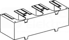OSŁONA ZACISKÓW ISFT 250 ROZŁĄCZNIK FUPACT-akcesoria