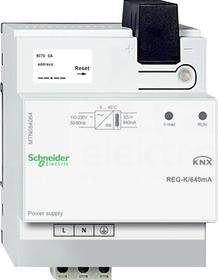 MERTEN KNX 30VDC 640mA REG-K Zasilacz