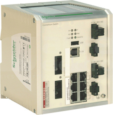 TCSESM063F2CU1 CONNEXIUM EXTENDED SWITCH 6TX/2FX-MM