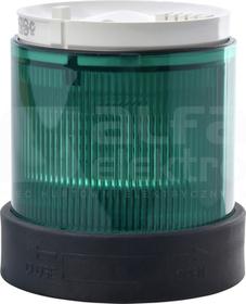 XVBC2B3 SW.STALE ZIELONY /DO ELEMENT ŚWIETLNY Z LED 24VDC