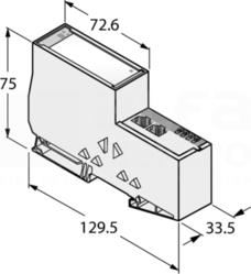BL20-E-GW-PN Bramka systemu zdalnych I/O BL20