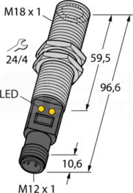 M18TUP14Q Czujnik temperatury