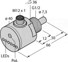 FCS-G1/2A4-AP8X-H1141 Czujnik przepływu