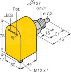FCS-G1/2A4P-AP8X-H1141 Czujnik przepływu