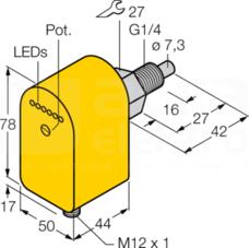 FCS-G1/4A4P-AP8X-H1141 Czujnik przepływu