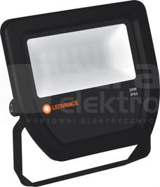 FLOODLIGHT 20W/4000K 2200lm 100D IP65 czarny Naświetlacz LED