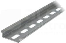 TSE(TS) 35/2P Szyna montażowa perforowana