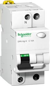 DPN K VIGI 1P+N B16A 30mA Wyłącznik różnicowo-nadprądowy 6kA AC