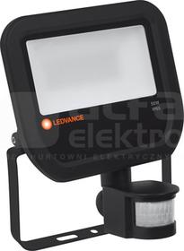 FLOODLIGHT 50W/4000K 5500lm 100D IP65 czarny Naświetlacz LED z czujnikiem ruchu
