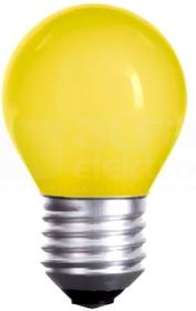 230V 15W E27 żółta Żarówka kolorowa