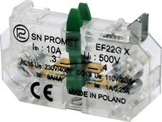EF22GX Człon łączeniowy