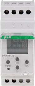 PCZ-521 24-264VAC/DC 1-kan.NFC PROGRAMATOR TYGODNIOWY