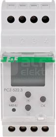 PCZ-522 24-264VAC/DC 2-kan.NFC PROGRAMATOR TYGODNIOWY