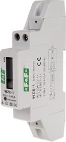 WZE-1 230V 5(100A) kl.1 Licznik energii 1-fazowy