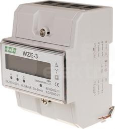 WZE-3 3x230V+N 3x10(80A) kl.1 Licznik energii 3-fazowy