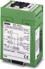MCR-2SP-UI-DC Przetwornik pomiarowy