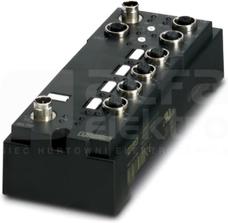 FLM BK PB M12 DI 8 M12-EF Moduł wejść cyfrowych