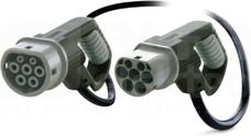 EV-T2M3PC-3AC32A-3,0M6,0ESBK00 Przewód ładowarki
