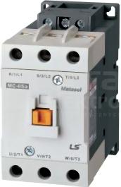 MC-40A 40A 18,5kW 1NO+1NC 230VAC Stycznik METASOL 3P