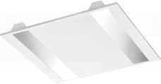 SUN LED 36W 4000K 3800lm IP44 Oprawa LED podtynkowa 600x600