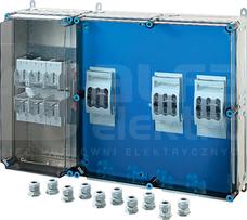 MI PV 3903 Rozdzielnica zespołu akumulatorów