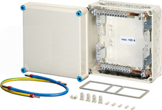 MI PV 5521 IP65 Skrzynka z zaciskami
