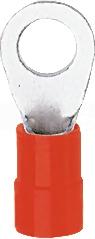 KOE 4-1 (100szt) Końcówka oczkowa izolowana