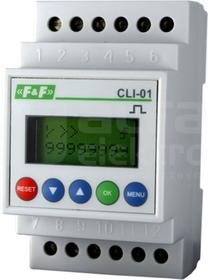 CLI-01 LICZNIK IMPULSÓW 8 CYFR