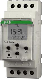 PCZ-522.3 24-264VAC/DC PROGRAMATOR 2-KANAŁOWY