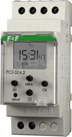 PCZ-524.3 24-264VAC/DC 1-KA PROGRAMATOR ASTRONOMICZNY