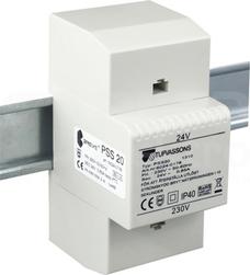 PSS 20VA 230/24V na szynę Transformator w obudowie